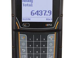 E2750 Rear Lift Scales